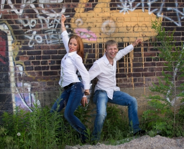 Engagement Photography Samples